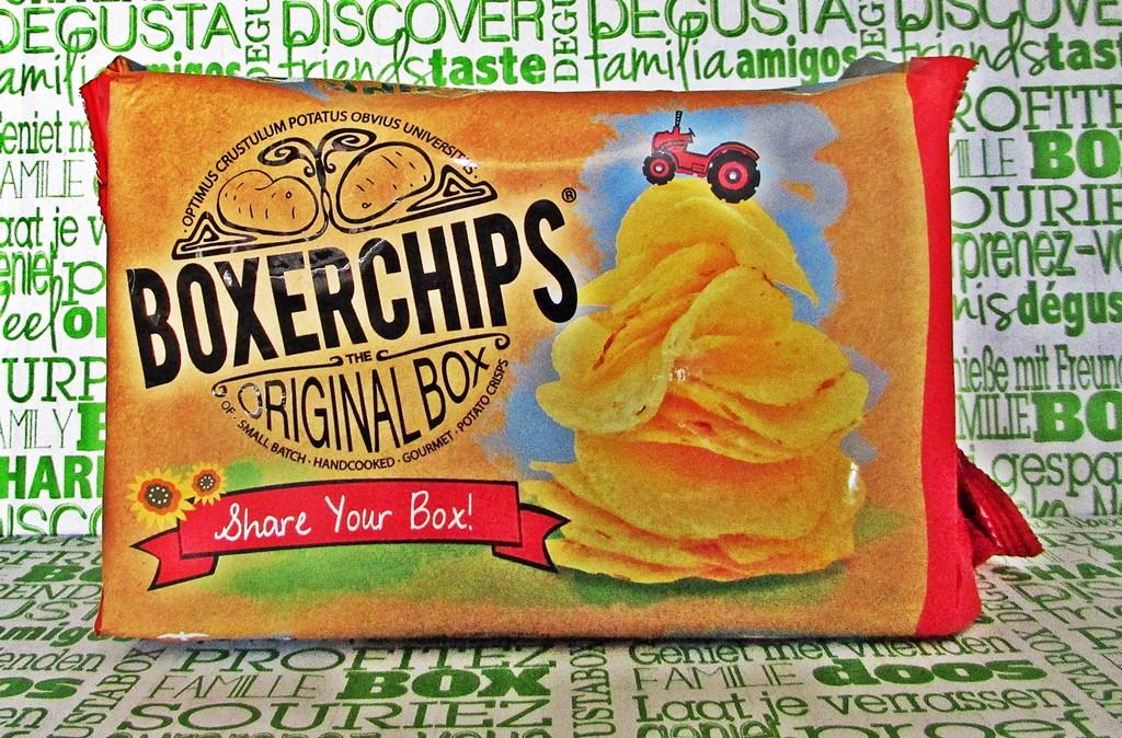 boxer chips - degustabox