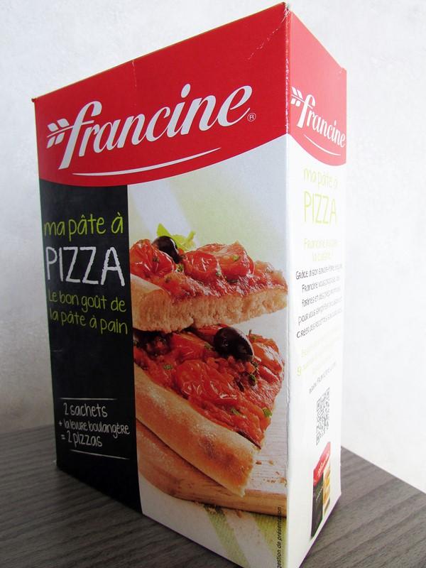 pate a pizza francine - degustabox printemps