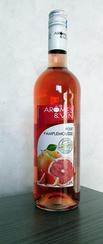 rose pamplemousse - degustabox printemps
