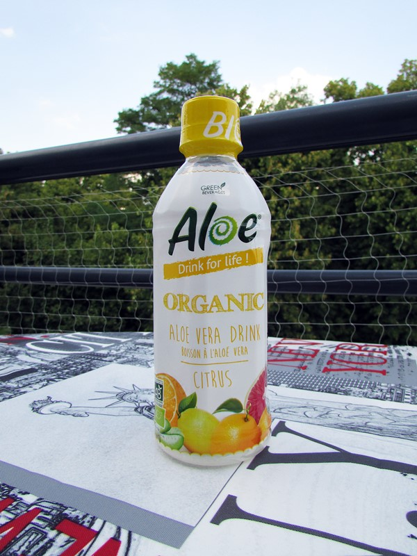 degustabox aloe drink