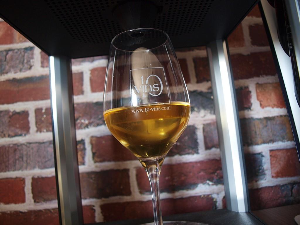 verre moelleux d-vine