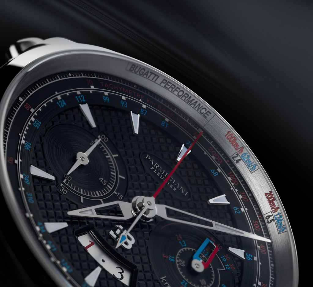 Bugatti aerolithe performance - interieur lunette