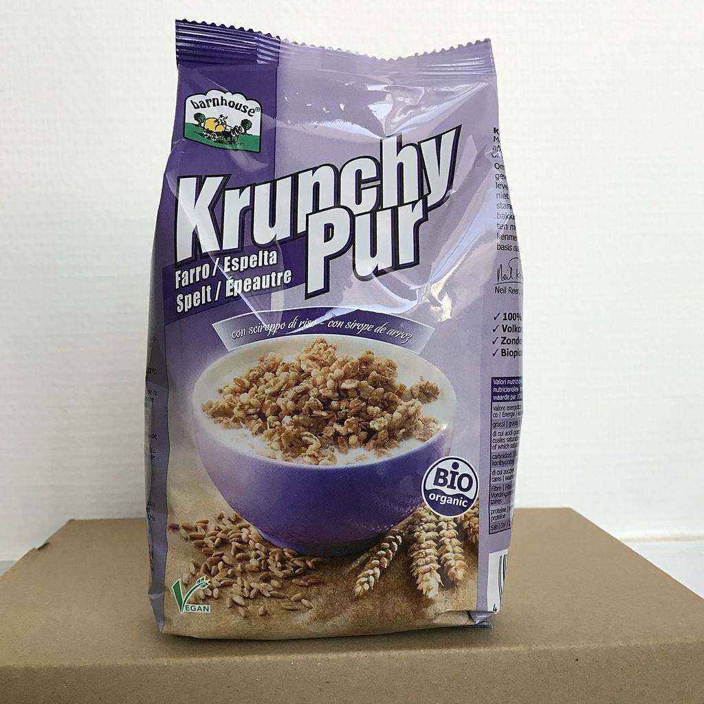 degustabox krunchy pur