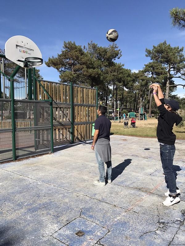 tohapi terrain de basket