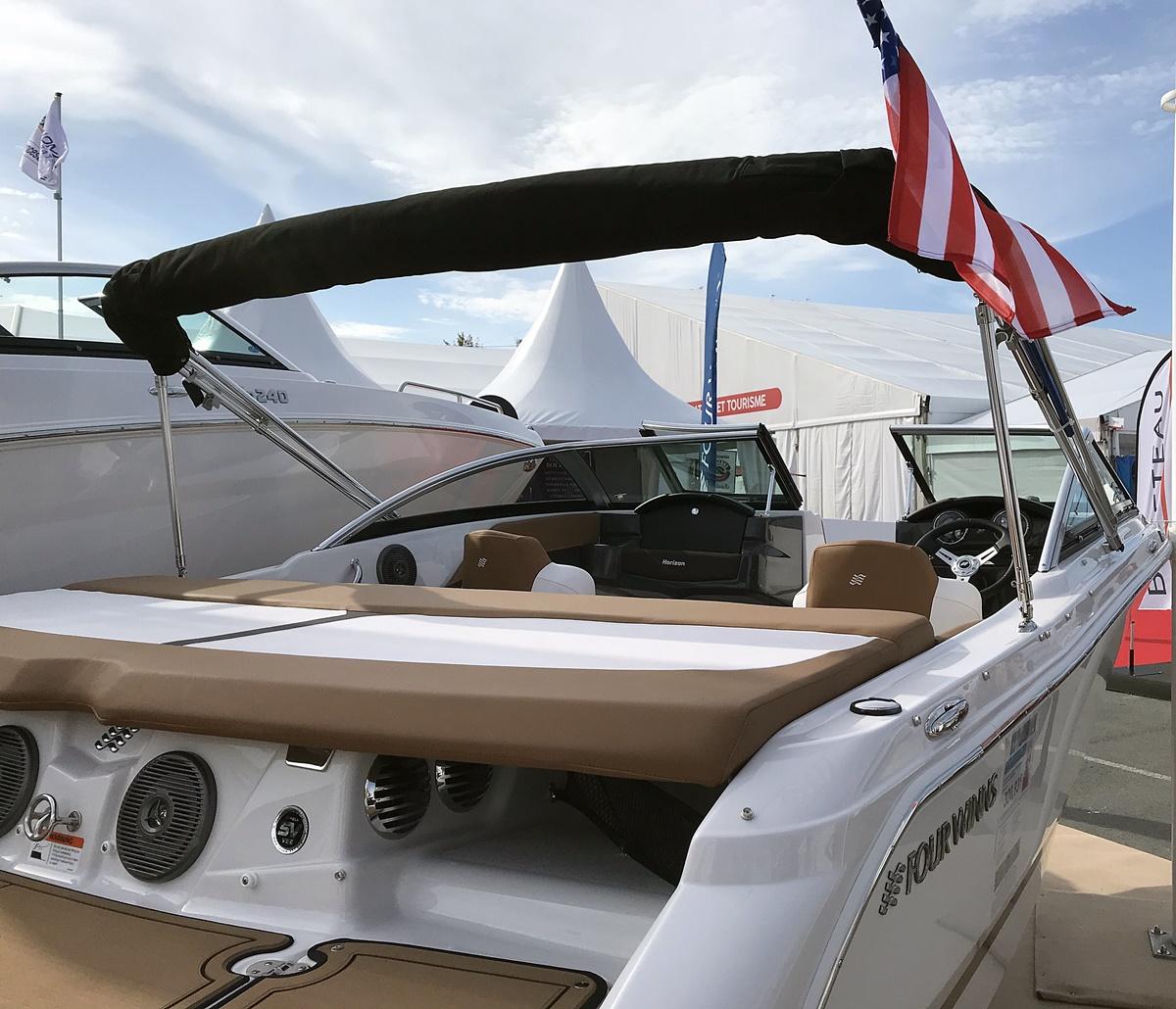 grand pavois vente bateau