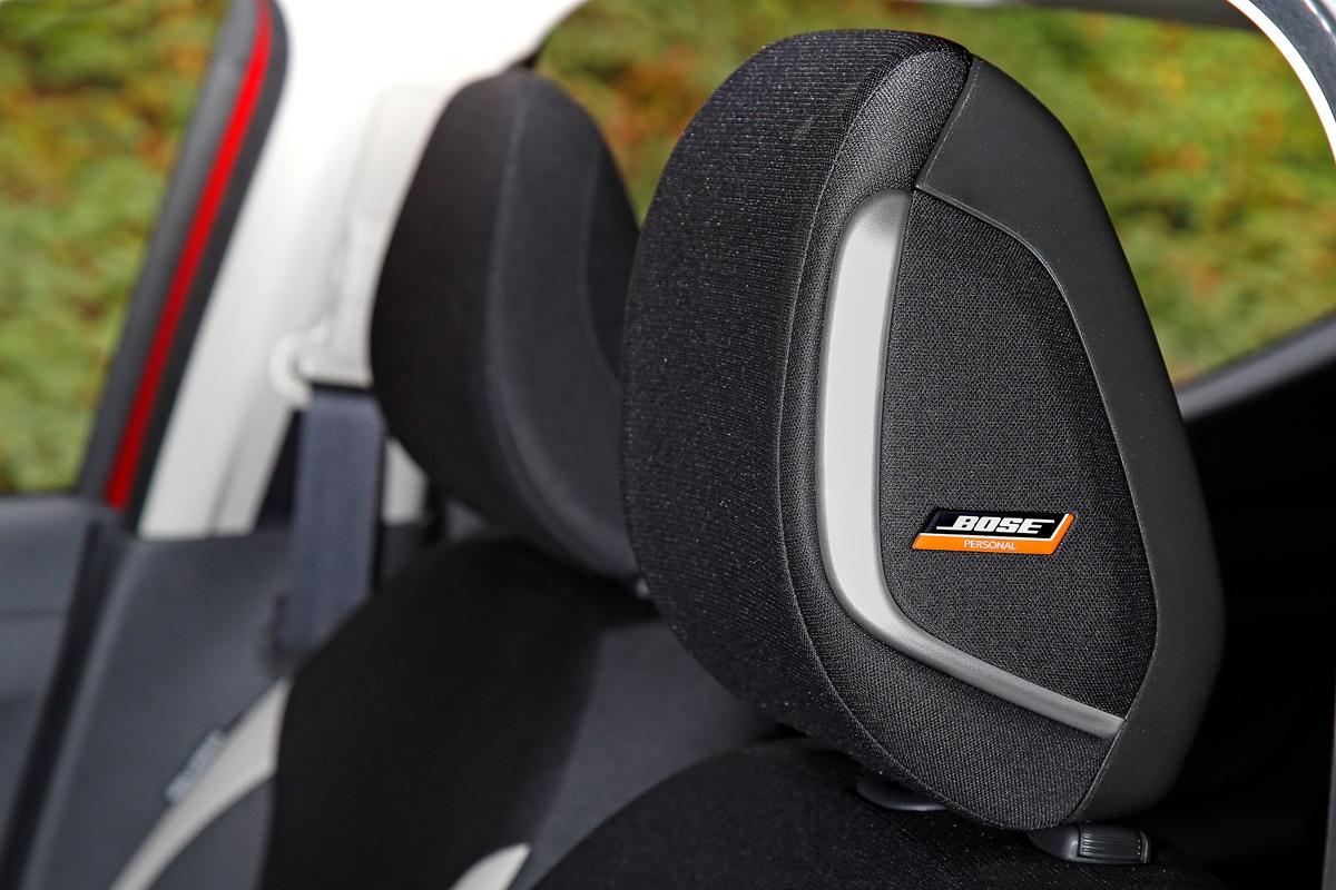 Nissan MICRA audio Bose