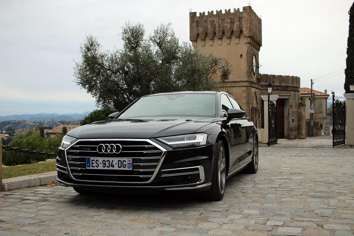 Audi A8 nice