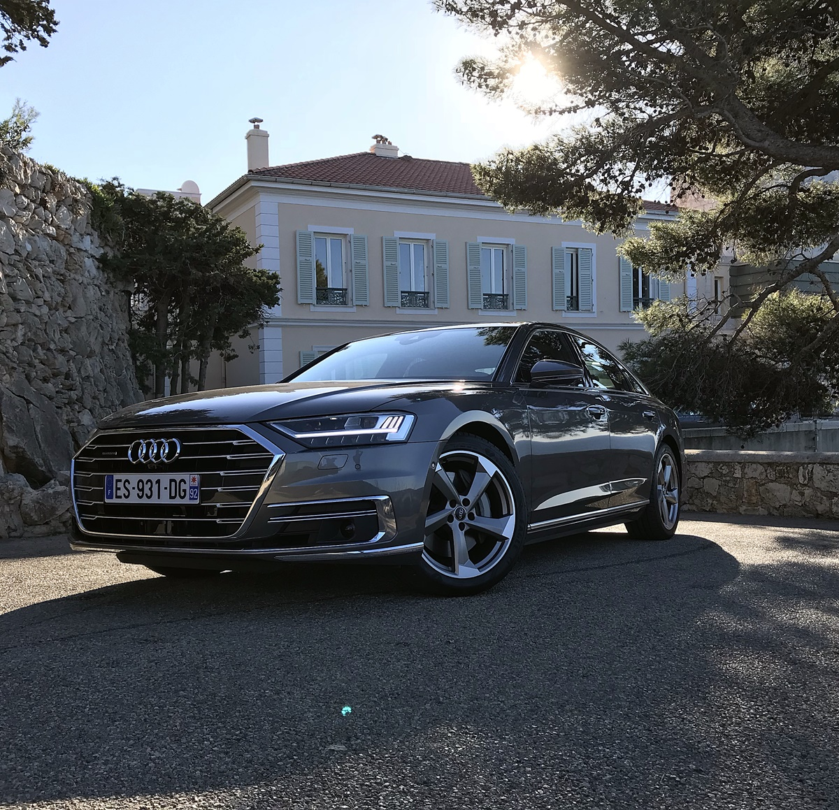 Audi A8 provence