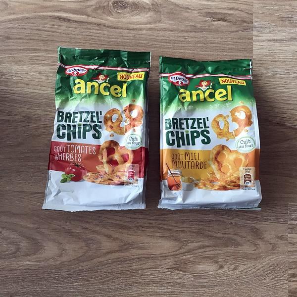 degustabox ancel bretzel chips