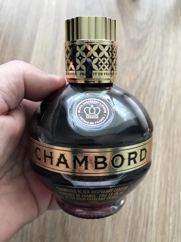 nycb chambord liqueur royale
