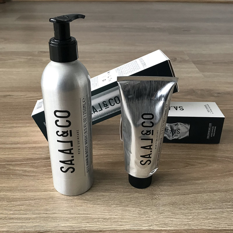 saal and co - shampoing creme