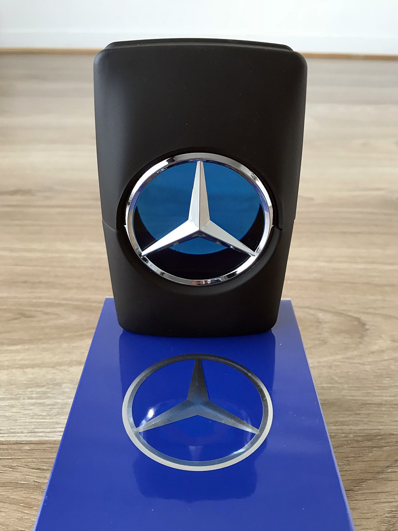 mercedes-benz man - the star fragrance