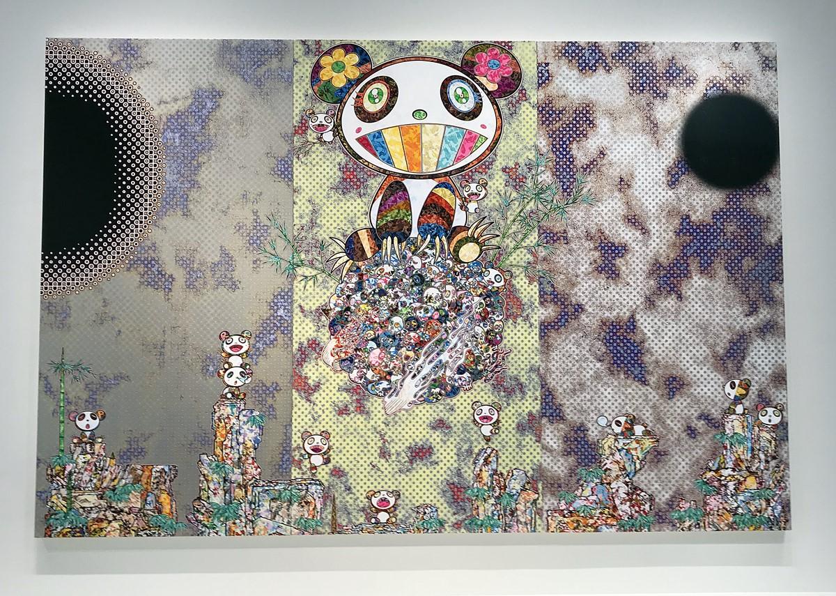 Takashi Murakami - dob panda