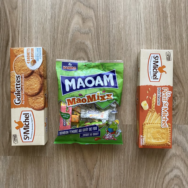 degustabox st michel maoam