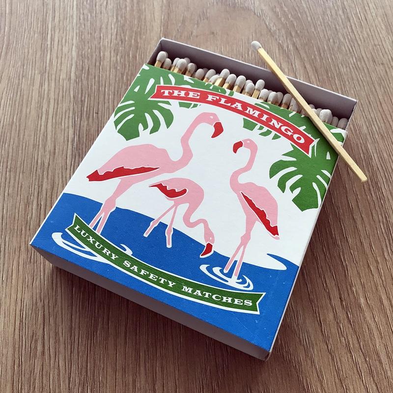 the flamingo - archivist