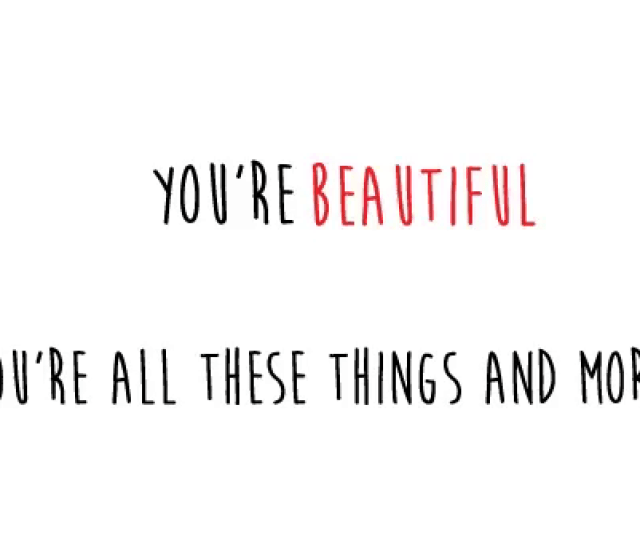 Youre Beautiful Cute Gif Yourebeautiful Cute Breathtaking Discover Share Gifs