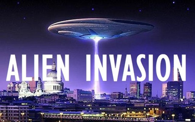 Image result for alien invasion