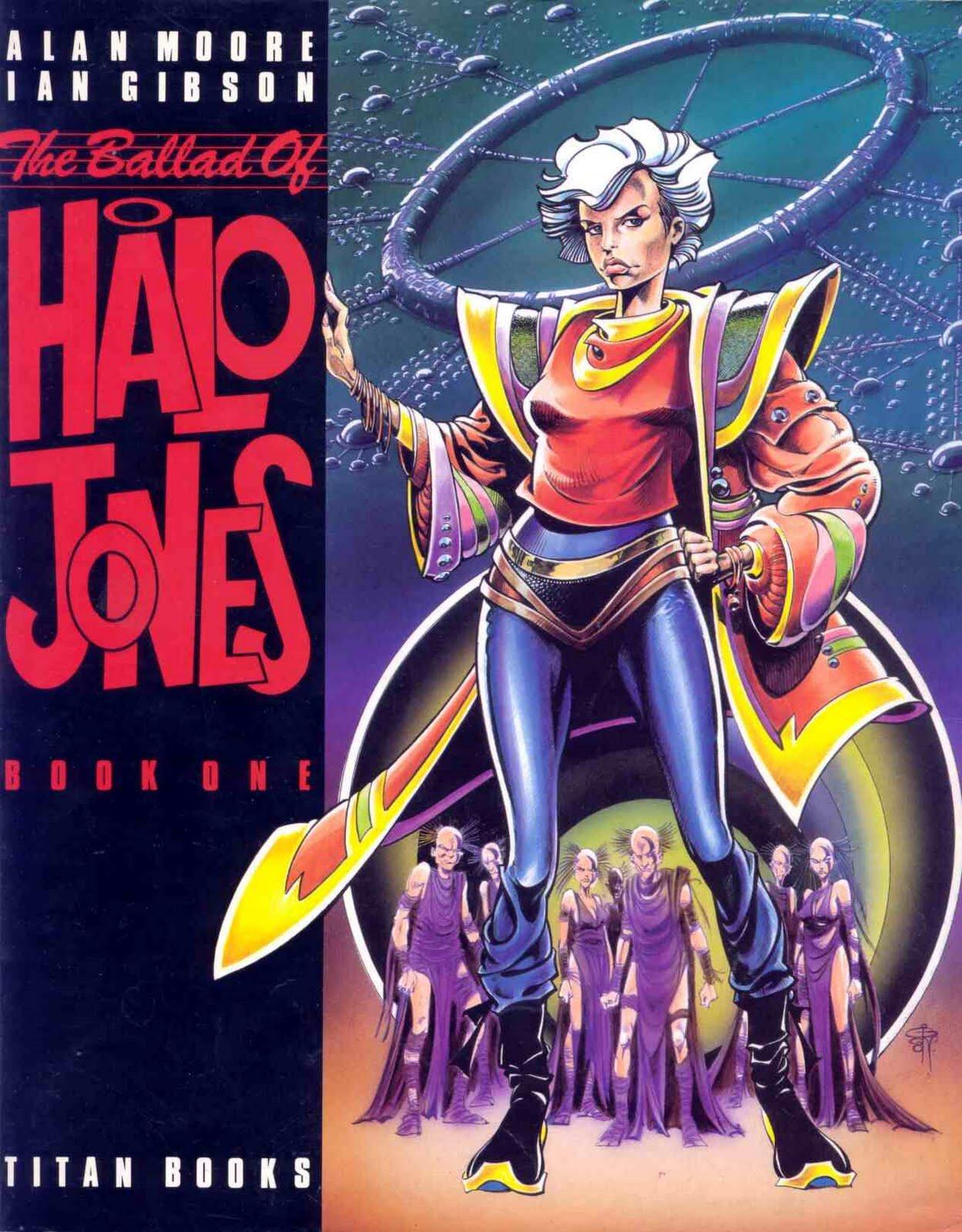 Image result for ballad halo jones