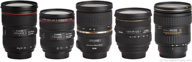 Which 24-70mm Lens Should I Get?