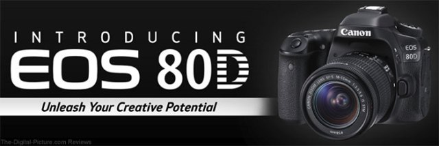 Lots of Detailed EOS 80D Information on CPN