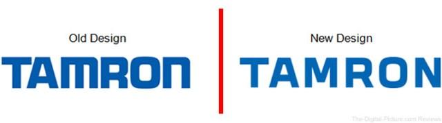 Tamron Announces Logo Change