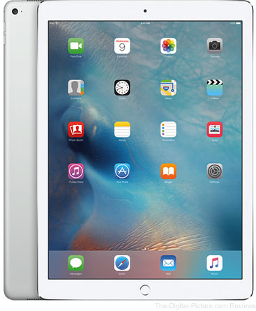 Apple 128GB iPad Pro (Silver)