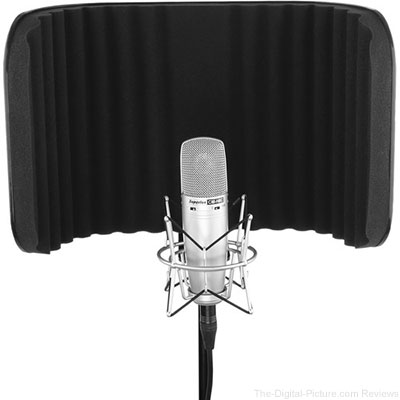 Auray RF-CPB-18 Reflection Filter (Plastic) - $  39.99 Shipped (Reg. $  79.99)