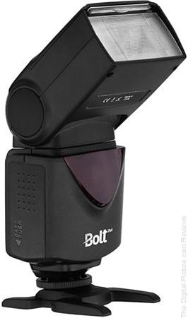 Bolt VD-410 Manual Flash - $  29.95 Shipped (Reg. $  49.95)