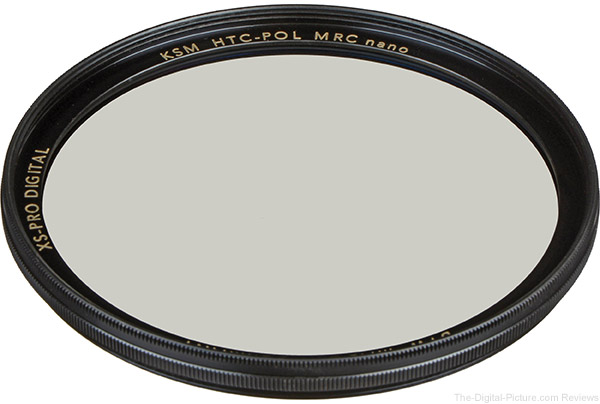 B+W 77mm XS-Pro Kaesemann High Transmission Circular Polarizer MRC-Nano Filter