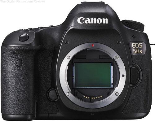 Canon EOS 5Ds DSLR Camera - $  2,617.81 Shipped (Compare at $  3,499.00)