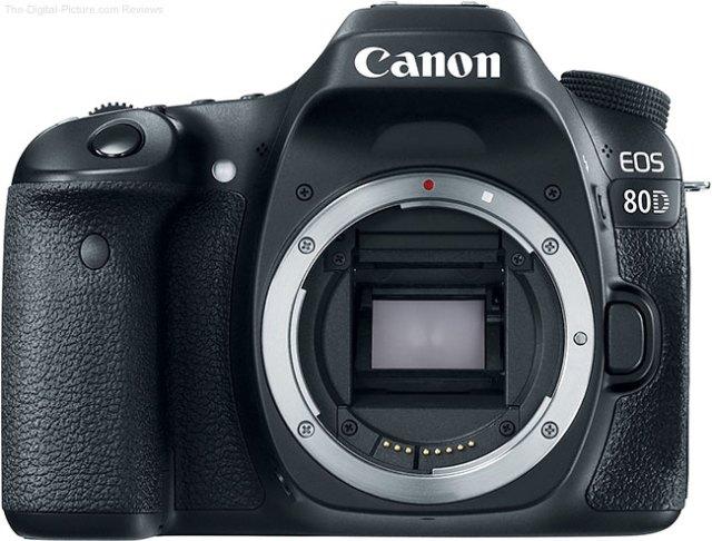 Canon EOS 80D, PIXMA Pro-100, Sony 64GB SDXC Card – $  949.00 AR (Compare at $  1,199.00 w/o printer)