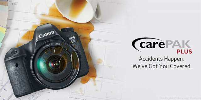 Canon Adds Data Recovery to CarePAK PLUS Coverage