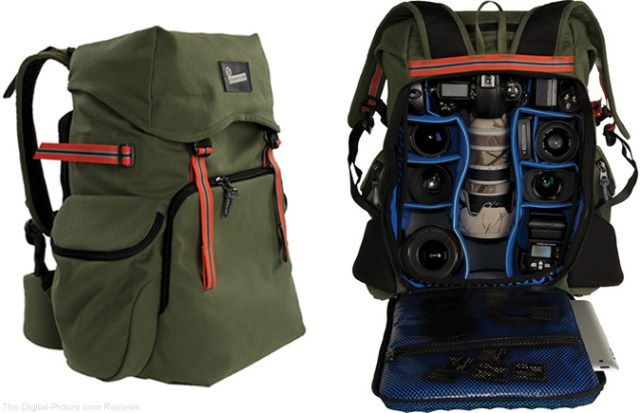 Crumpler Karachi Outpost Camera Backpack (Large) - $  149.00 Shipped (Reg. $  195.00)