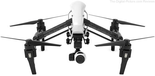 DJI Inspire 1 v2.0 Quadcopter with 4K Camera and 3-Axis Gimbal - $  1,799.00 Shipped (Reg. $  1,999.00)