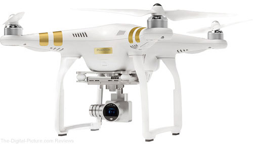 DJI Phantom 3 4K Bundle - $  599.99 Shipped (Compare at $  649.00)