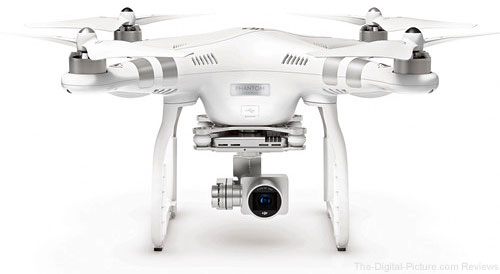 DJI Phantom 3 Advanced Quadcopter - $  679.00 (Compare at $  799.00)