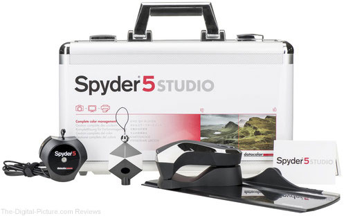 Select Datacolor Spyder Color Calibration Products Now on Sale