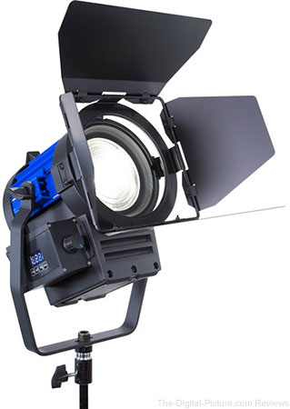 "Dracast Fresnel500 4"" Daylight LED - $  689.13 (Reg. $  958.13)"
