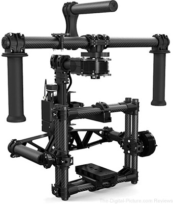 FREEFLY MOVI M5 3-Axis Motorized Gimbal Stabilizer - $  2,295.00 Shipped (Reg. $  2,995.00)