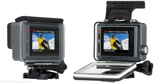 GoPro HERO+ LCD Action Cam (Economy Box) - $  149.99 (Reg. $  299.99)