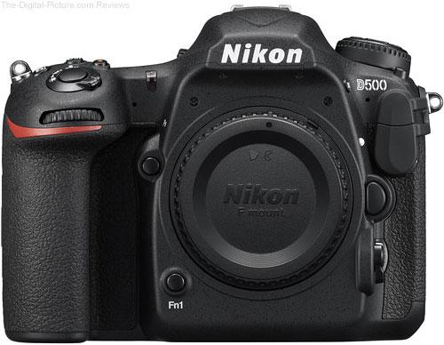Focus Camera has the Nikon D500 In Stock