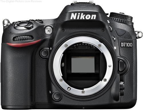 Nikon D7100 DSLR Camera - $  499.00 Shipped (Compare at $  696.95)
