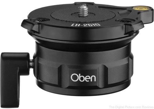 Oben LH-2510 Leveling Base Head