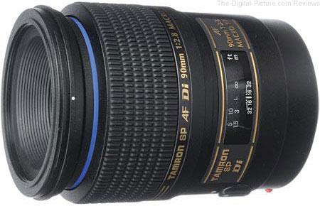 Refurb. Tamron SP 90mm f/2.8 Di Macro Lens for Canon - $349.95 Shipped (Compare at $499.00 New)