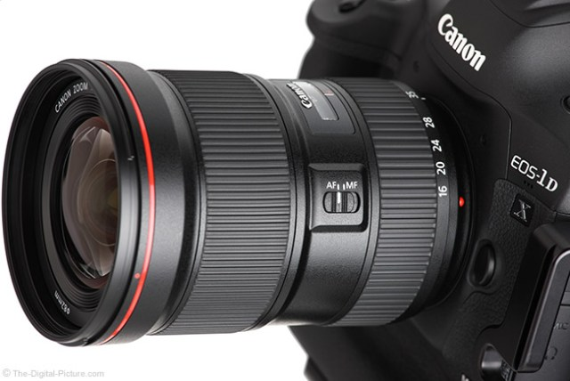 A Second Look at Canon EF 16-35mm f/2.8L III USM Lens Image Quality
