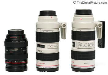 Canon Lens Comparison