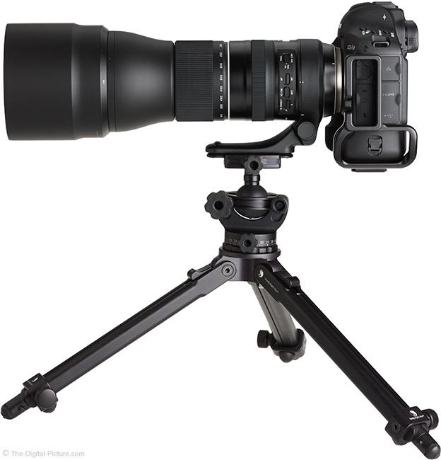 Buy a Tamron SP 150-600mm f/5-6.3 Di VC USD G2 Lens, Get a TAP-in Console, UV Filter and $  100.00 Gift Card for Free