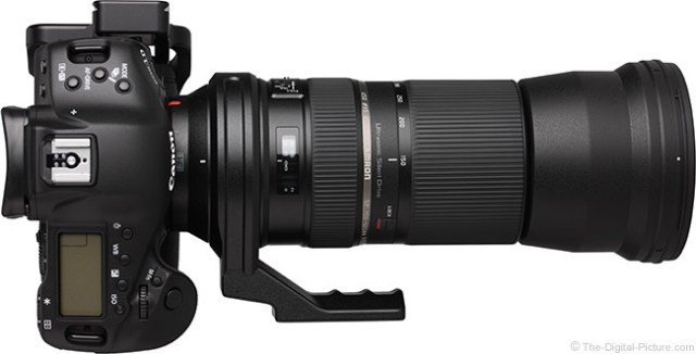 Tamron SP 150-600mm f/5-6.3 Di VC USD Lens - $  999.00 Shipped + 10% Rewards (Reg. $  1,069.00)