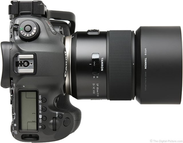 Just Posted: Tamron 85mm f/1.8 Di VC USD Lens Review
