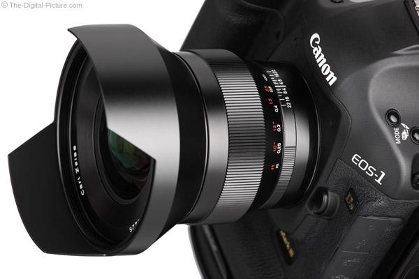 ZEISS Distagon T* 15mm f/2.8 ZE Lens